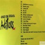 ONE OK ROCK/ambitionsの歌詞和訳!収録曲一覧の感想と意味は?