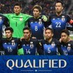 ロシアワールドカップ(W杯)2018の日本代表メンバーを大胆予想してみた!スタメン11人は誰か!?