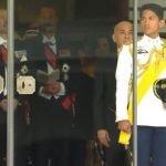 即位礼正殿の儀の白い軍服のイケメンは誰でどこの国の王子?年齢とインスタアカウントは?